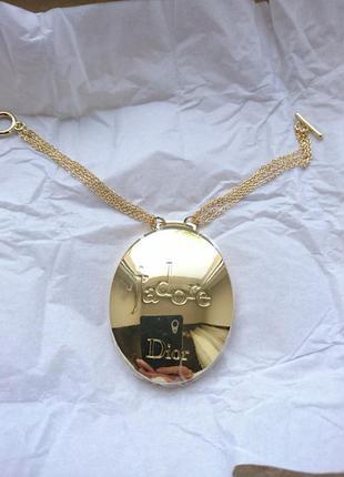 Зеркало украшение jadore dior