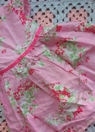 Красивое платье jonn bocha 12-18 месяцев.