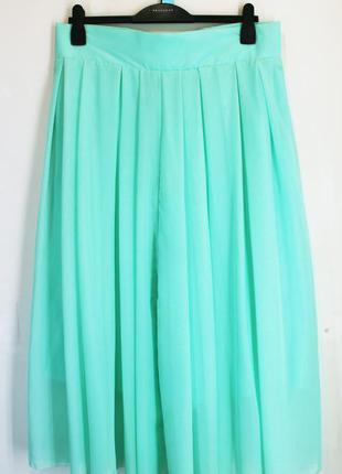 Роскошная пышная нежная юбка большого размера 52-54 (uk18).