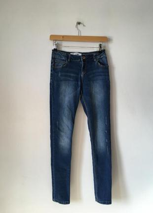 Джинси denim co skinny - 12-13 років/158 см