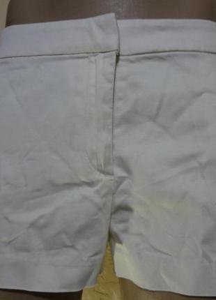 Короткие шорты h&m размер s