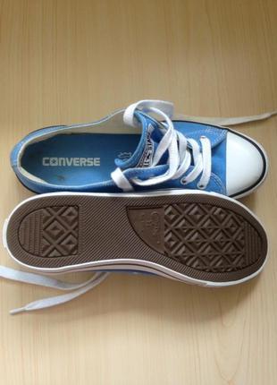 Converse оригинальные кеды