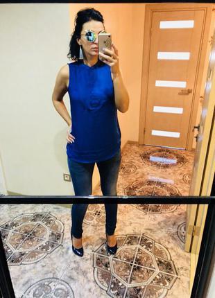 Брендова блуза розмір м ціна 155 грн