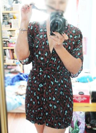 Пляжный халат, пляжное платье mango