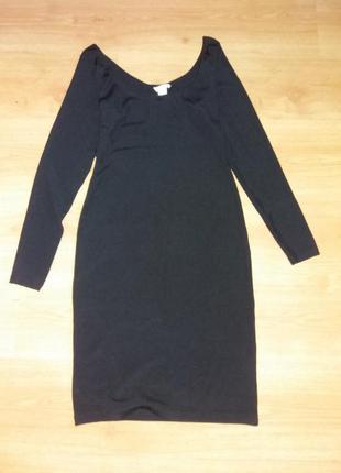 Обтягивающее платье h&m