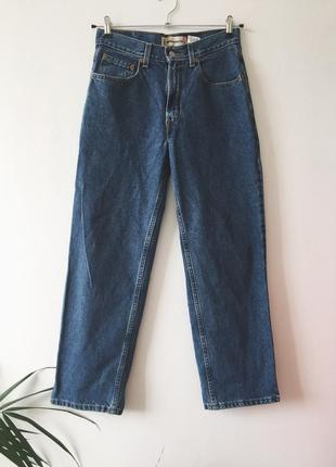 Mom jeans/boyfriend/ levi's relaxed fit джинсы
