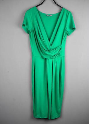 Стильное зеленое платье от phase eight