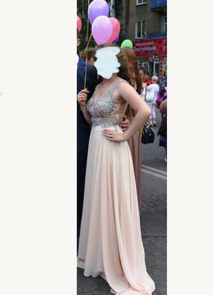 Выпускное платье pronovias