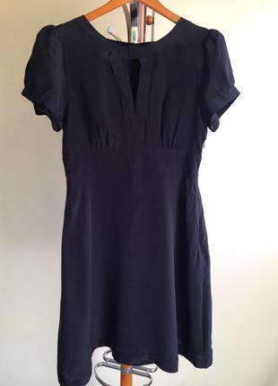 Платье 100% натуральный шелк