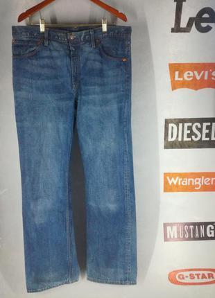 Мужские джинсы levis 507 w36l34