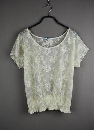 Оригинальная стильная блуза от tally weijl
