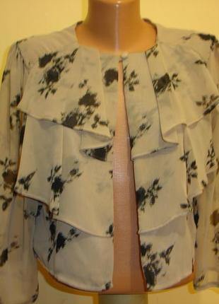 Блуза - накидка - atmosphere - madrid