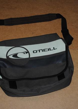 Oneill фирменная сумка, рюкзак онил