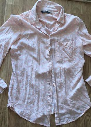 Рубашка коттон new look