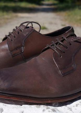 Чоловічі туфлі marks& spencer collezione