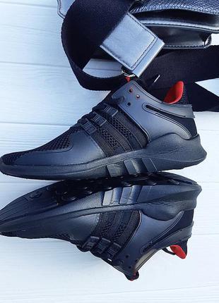 Распродажа!очень легкие кроссовки чёрного цвета по шикарной цене 36;37;38;39;40