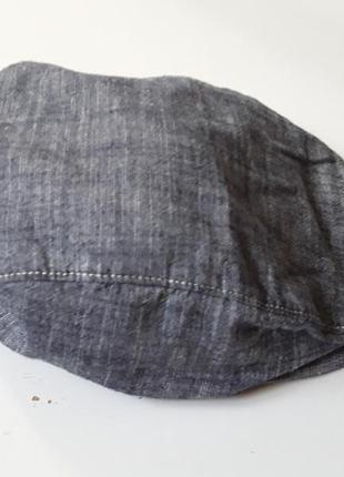 Джинсовая кепка фуражка на мальчика