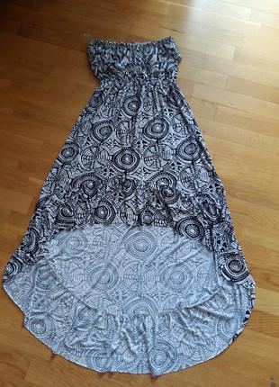 Нарядное платье сарафан  5th love 14р