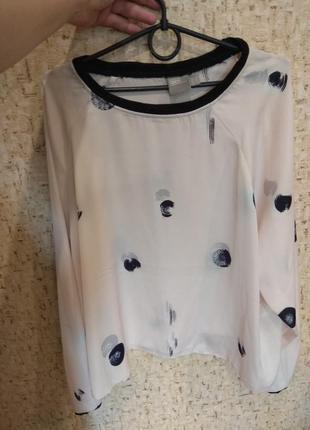 Шикарная блуза 52 размер