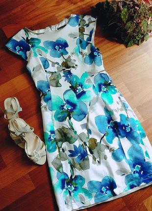 Платье apricot офисный стиль
