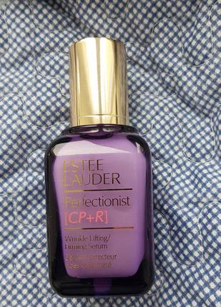 Лифтинговая сыворотка против морщин estee lauder perfectionist(cp+r) wrinkle lifting serum