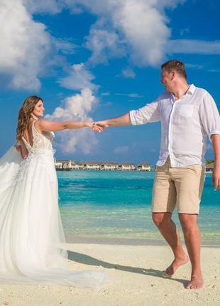 Свадебное платье rara avis adeli