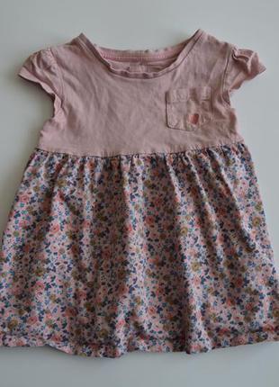 Платье tu 2-3 года
