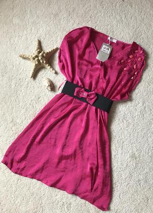 Популярнейший бренд justor🎀🔥 италия💯 яркое, лёгкое, удобное платье