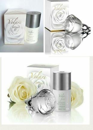 Набор парфюмерная вода  и дезодорант volare forever
