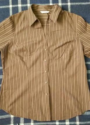 Шикарная рубашка от marks & spencer
