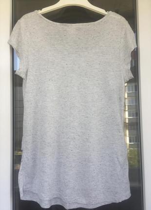 H&m мягкая футболка размер с-м3