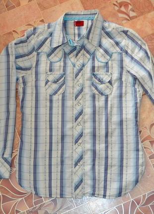 Продам рубашку levis