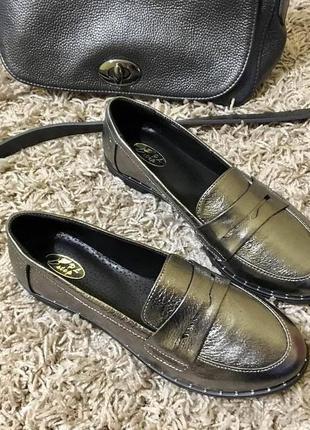 Супер модные туфли
