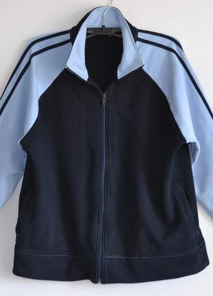 Спортивная кофта, фирменная куртка олимпийка marks&spencer.
