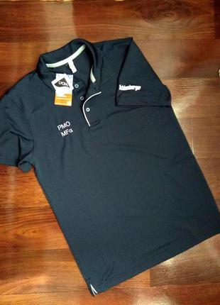 Новая фирменная футболка kariban sport р.s/м р.42/44