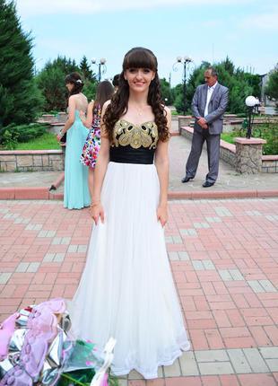 Вечернее, выпускное, длинное платье