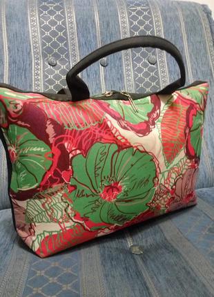Летняя сумка-саквояж от презентвилль