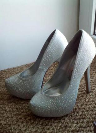 Туфли new look 36 размер