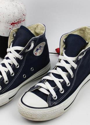 e7d21a39 Оригинальные высокие кеды converse 35 по стельке (22 см) Converse ...