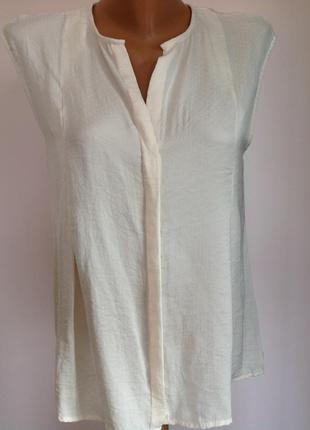 Легкая блуза от бренда zara . /xs/