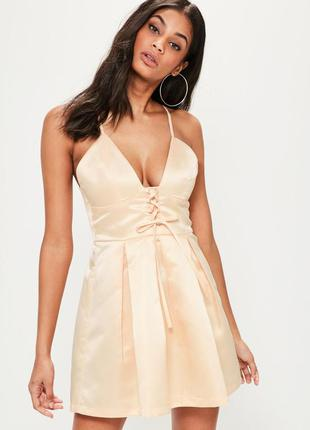 Выпускное вечернее платье missguided