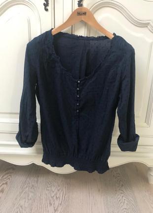 Хлопковая блузочка