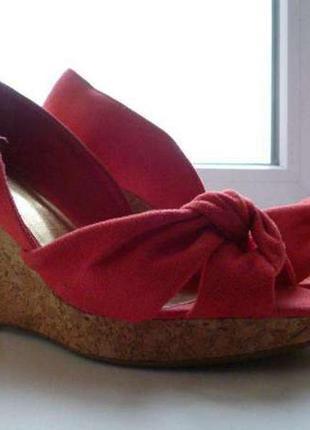 Туфли на высокой платформе от h&m