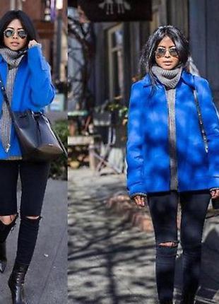Пальто куртка zara woman