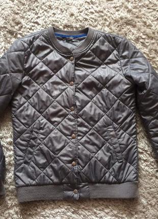 Куртка бомбер, 36 р.