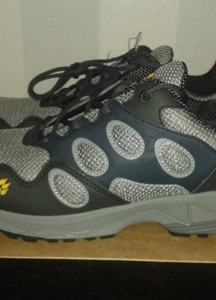Мужские кроссовки jack wolfskin venture fly low trail running shoes