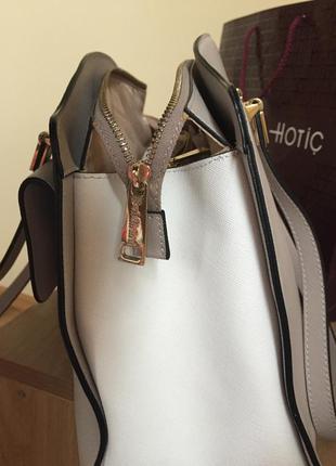 Итальянская сумка baldinini2 фото