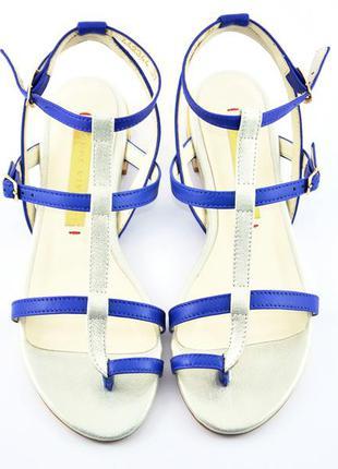 Крутые кожаные сандали женские modus vivendi. 36  37  39  40