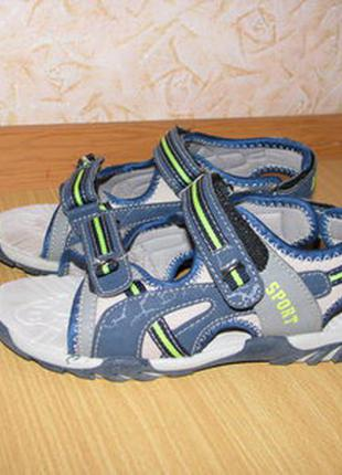 Arrested sport босоножки сандали 34 р по вст 22 см супер состояние