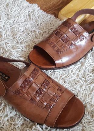 Кожаные сандалии ferradini original italiy
